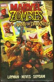 Marvel Zombies Graphic Novels